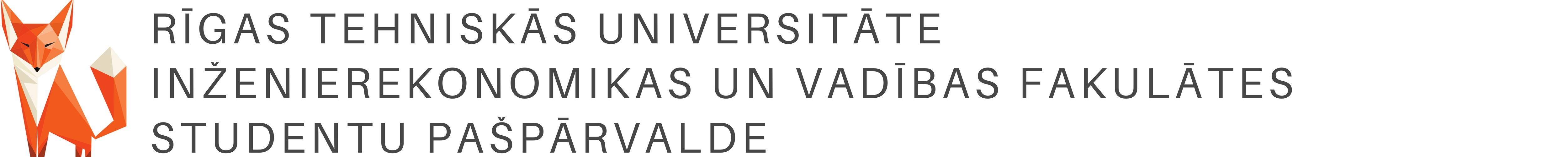 RTU IEVF Studentu pašpārvalde