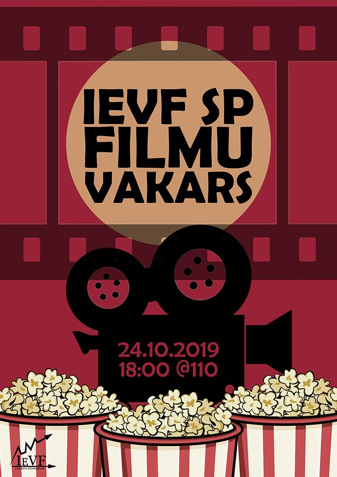 IEVF SP Filmu vakars