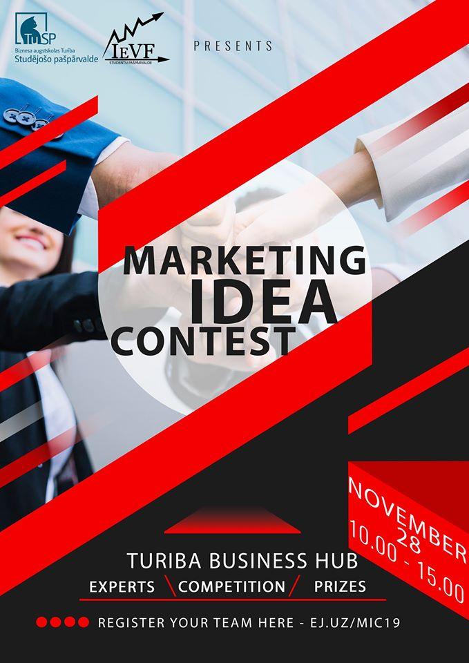 Marketing Idea Contest – MIC 2019